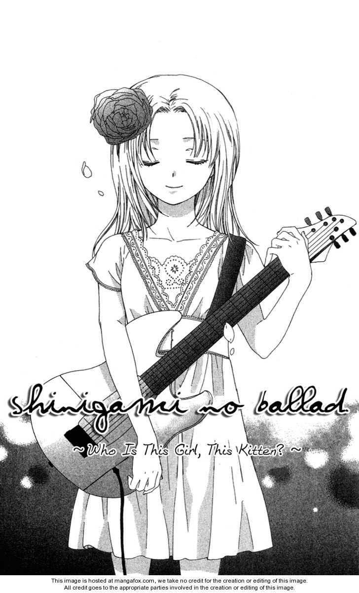 Shinigami no Ballad 9 Page 2