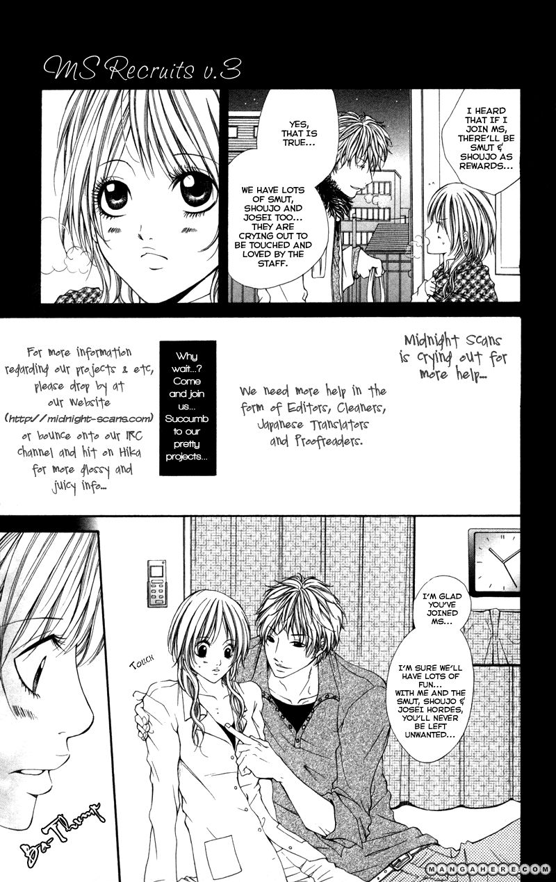 Say I Love You 18 Page 3