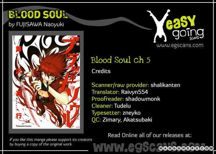 Blood Soul 5 Page 2