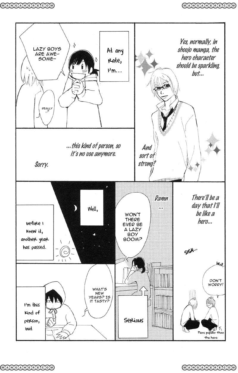 Kare Wa Tomodachi 16.5 Page 3