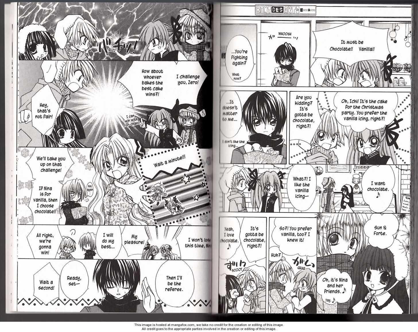 Mamotte! Lollipop 14.2 Page 2
