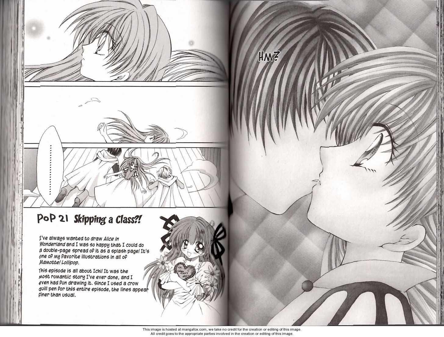 Mamotte! Lollipop 21 Page 2