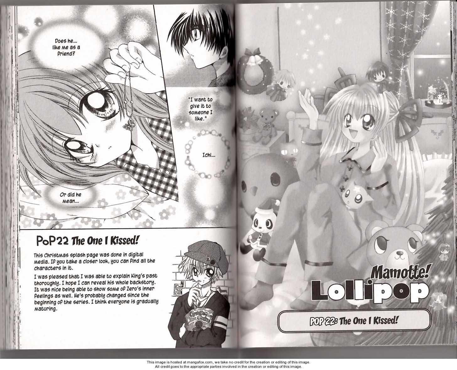 Mamotte! Lollipop 22 Page 1