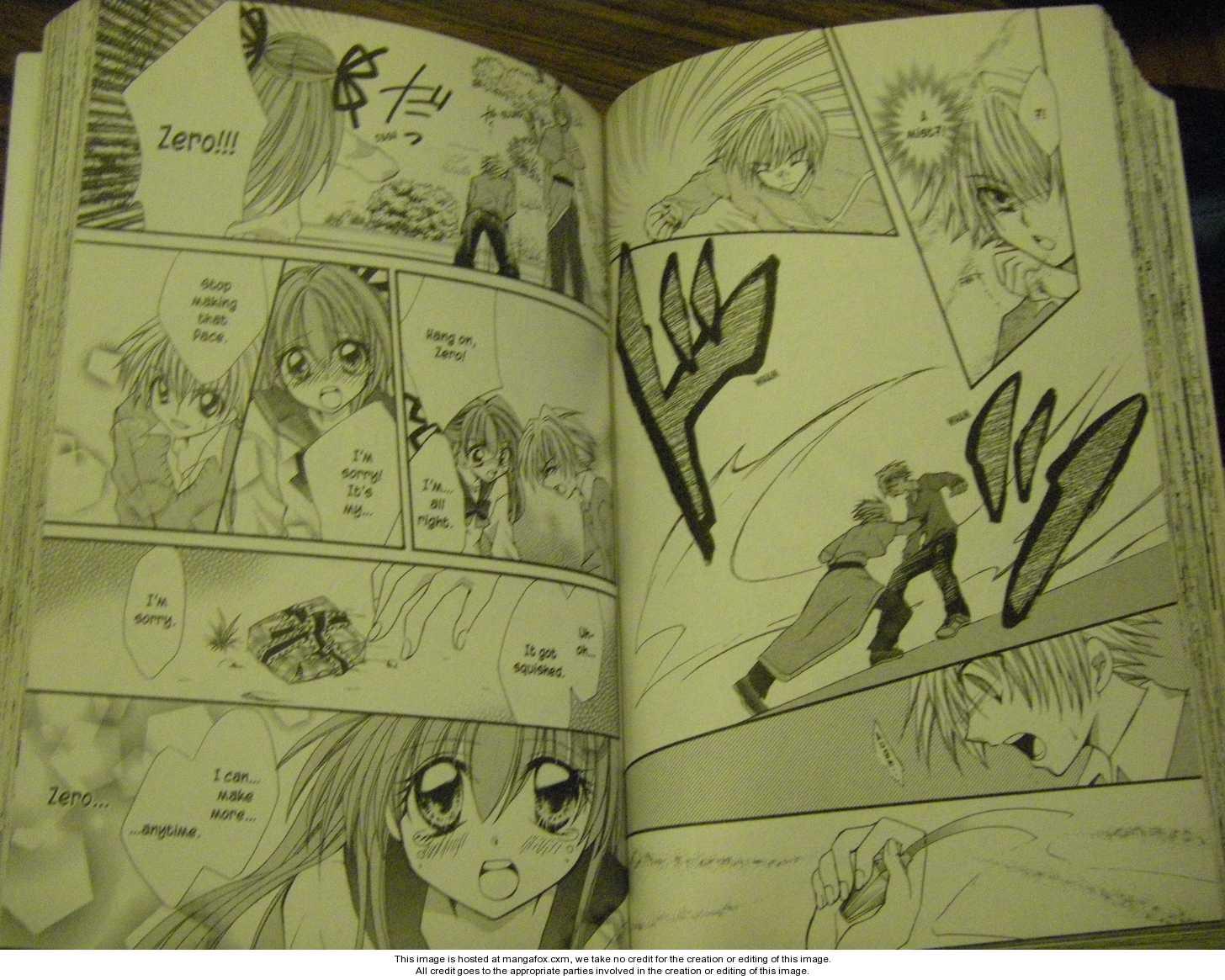 Mamotte! Lollipop 25.2 Page 2