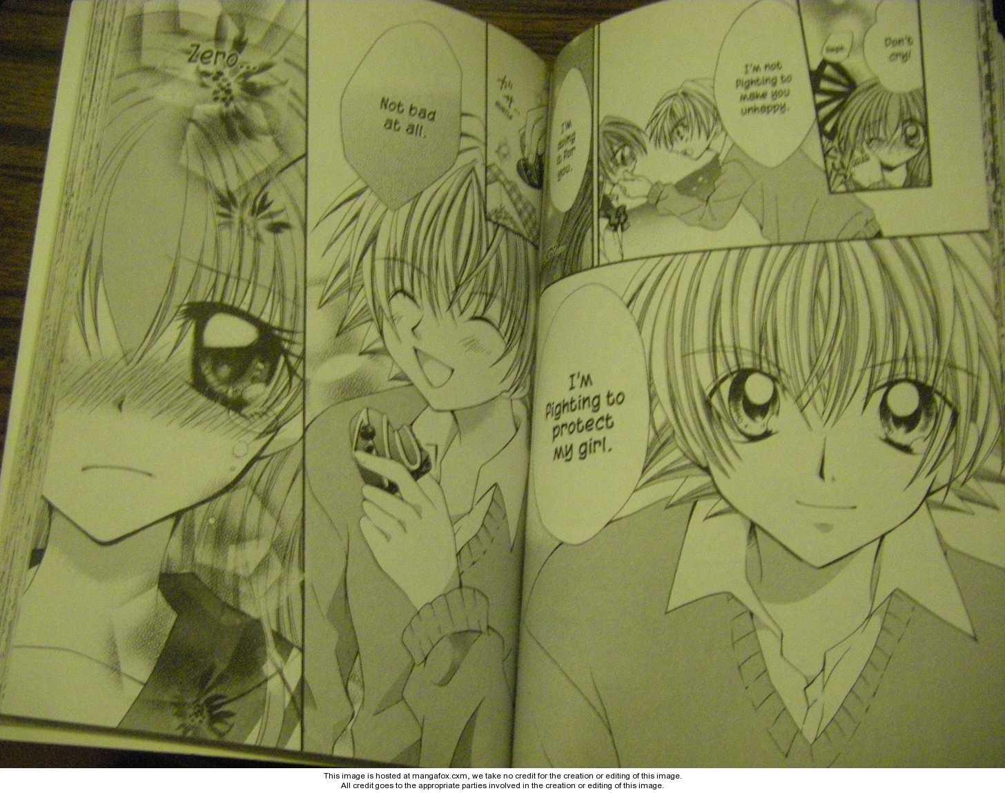 Mamotte! Lollipop 25.2 Page 3