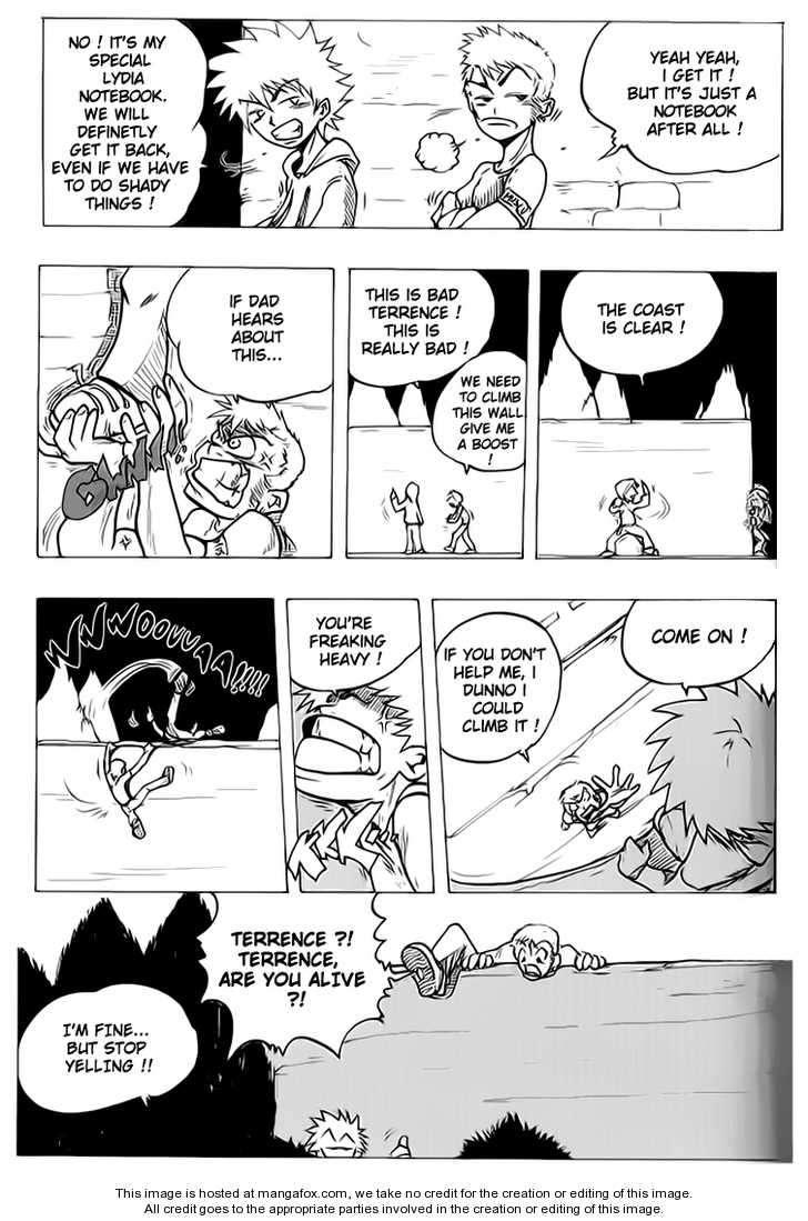 Dreamland 3 Page 3