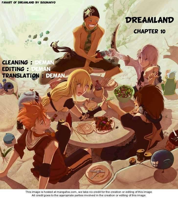 Dreamland 10 Page 1