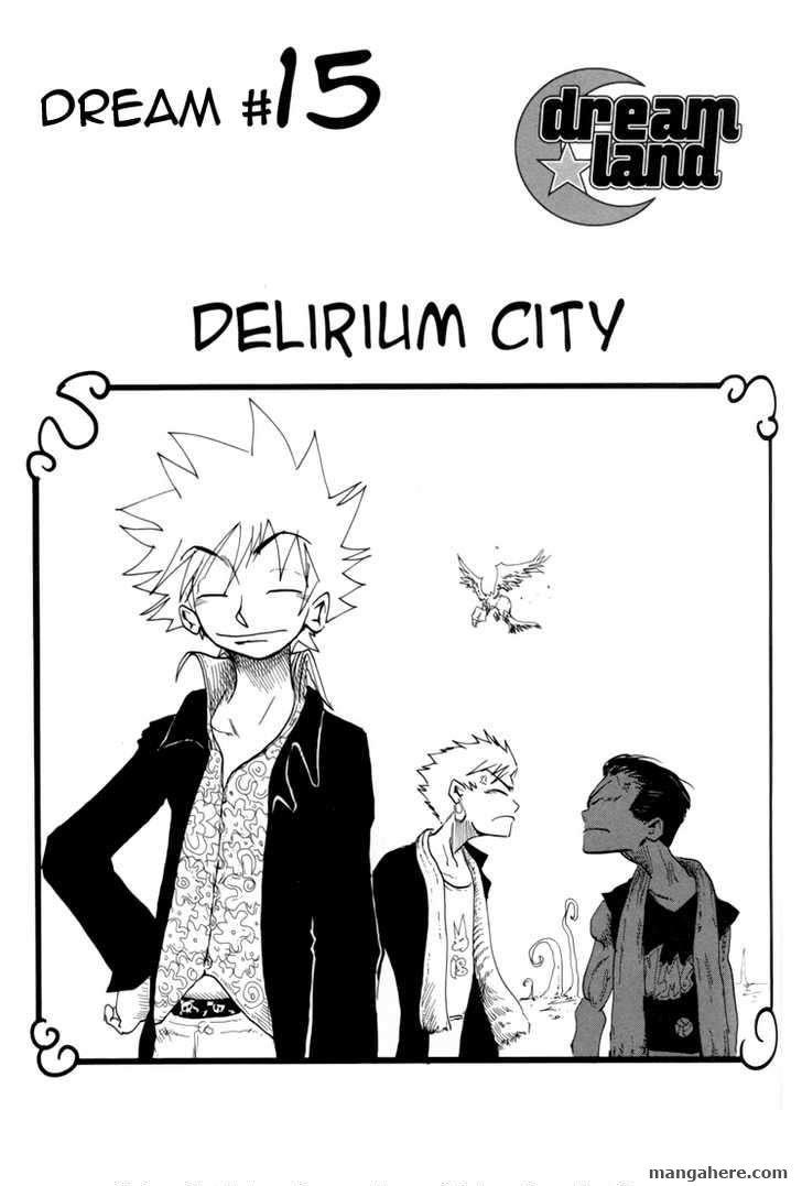 Dreamland 15 Page 2