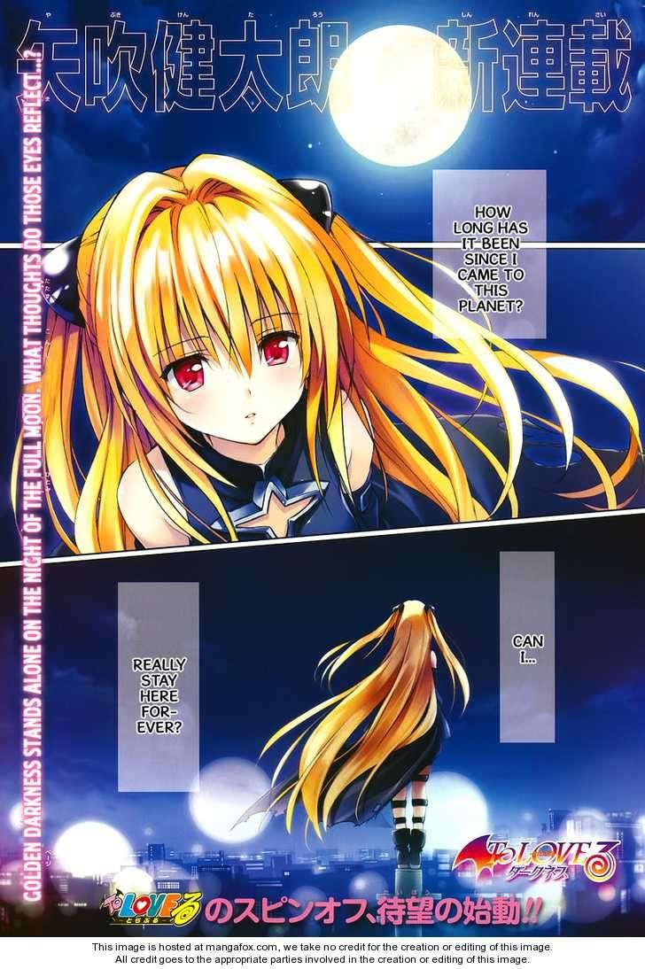 To Love Ru Darkness 1 Page 2