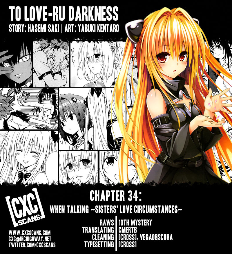 To Love Ru Darkness 34 Page 1