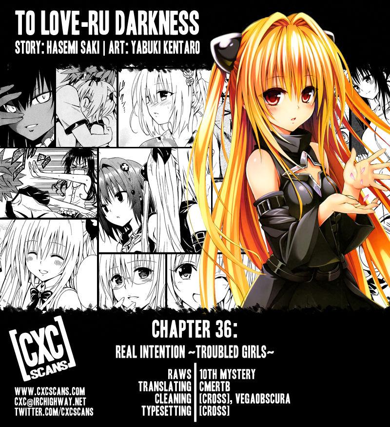 To Love Ru Darkness 36 Page 1