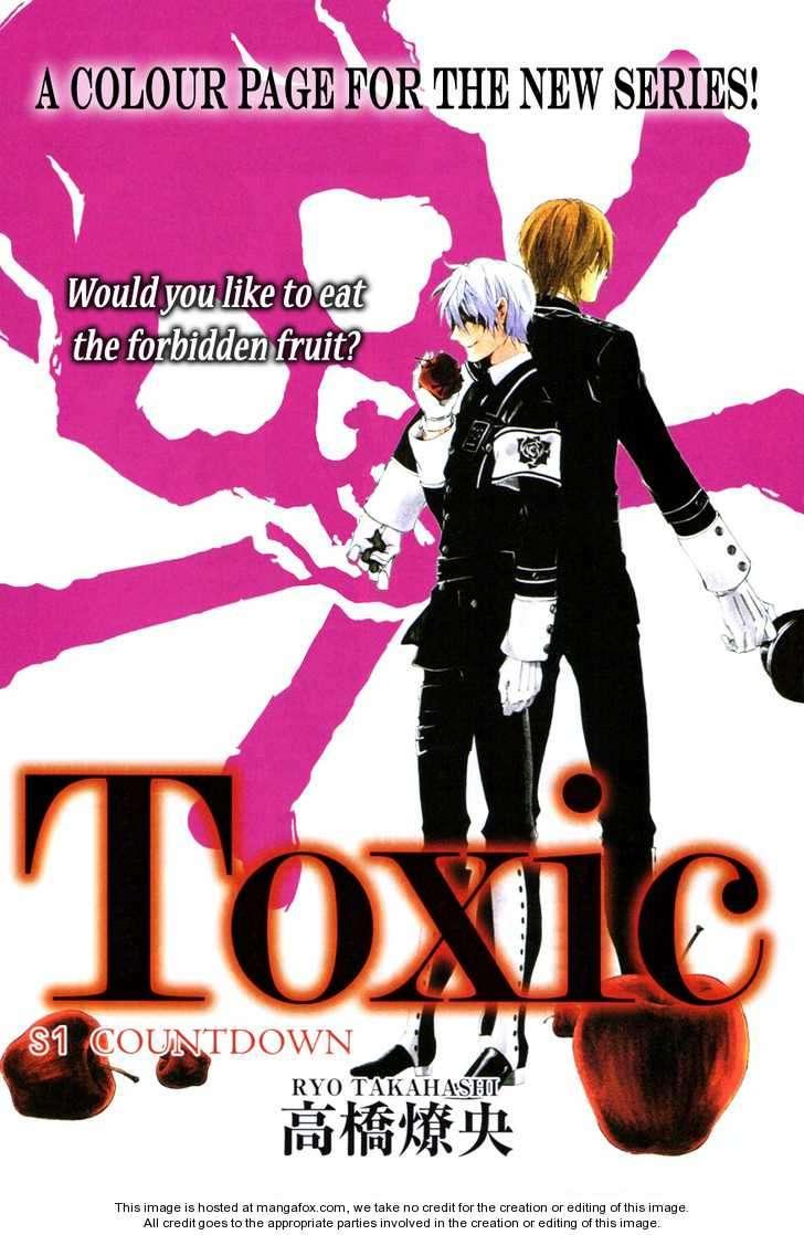 Toxic Takahashi Ryo 1 Page 2