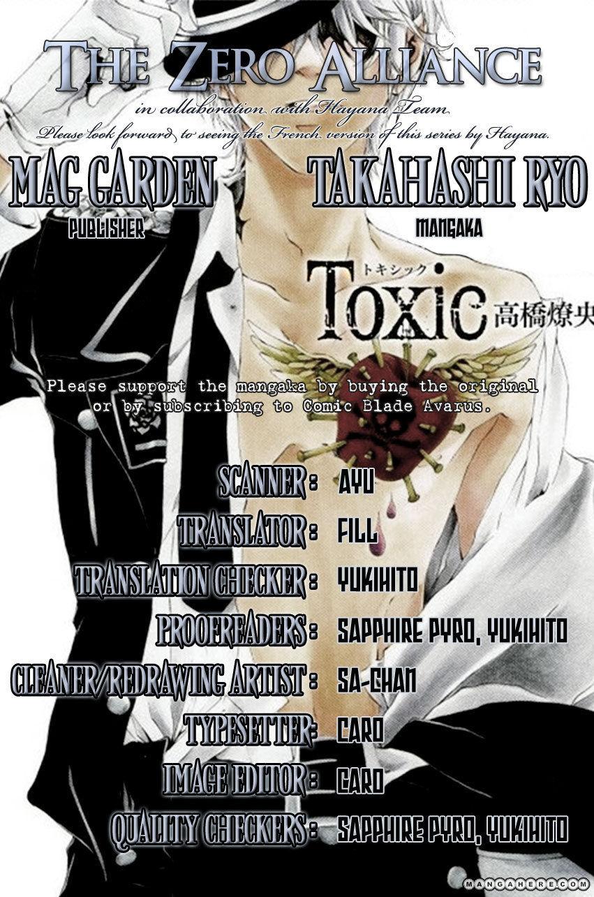 Toxic Takahashi Ryo 5 Page 1
