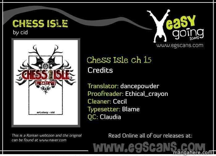 Chess Isle 15 Page 1