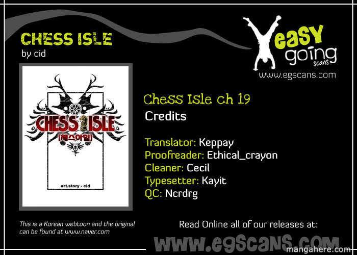 Chess Isle 19 Page 1