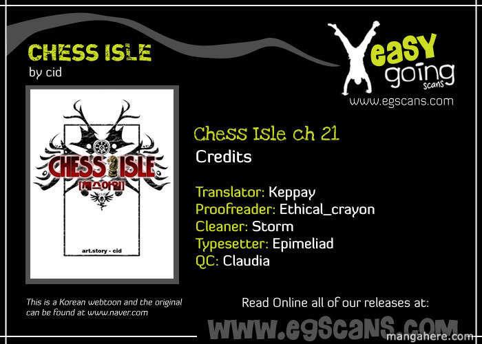 Chess Isle 21 Page 1