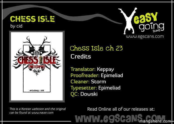 Chess Isle 23 Page 1