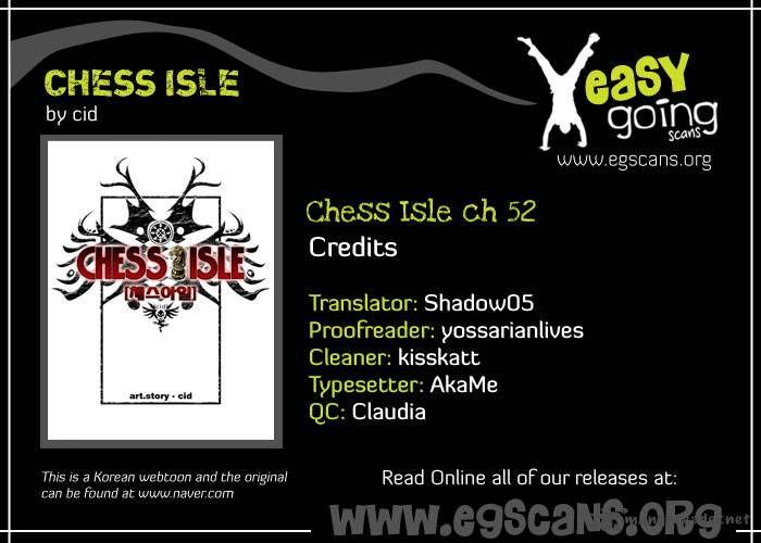 Chess Isle 52 Page 1