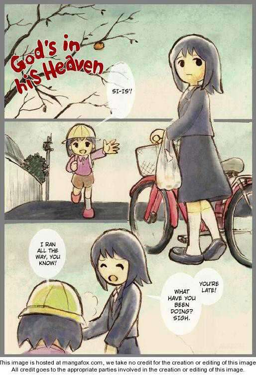 God's In His Heaven 1 Page 2
