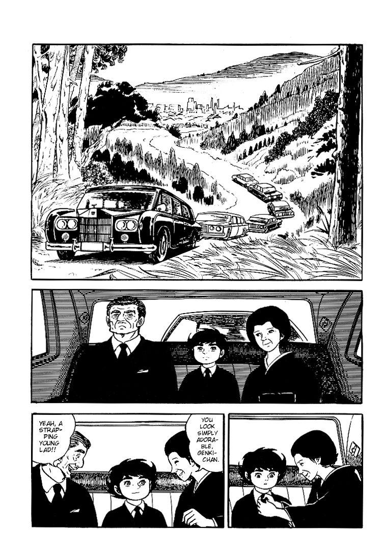 Ganbare Genki 24 Page 2