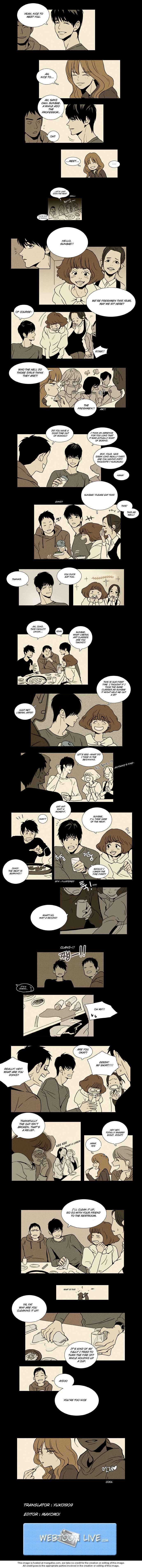 Cheese In The Trap 3 Page 2