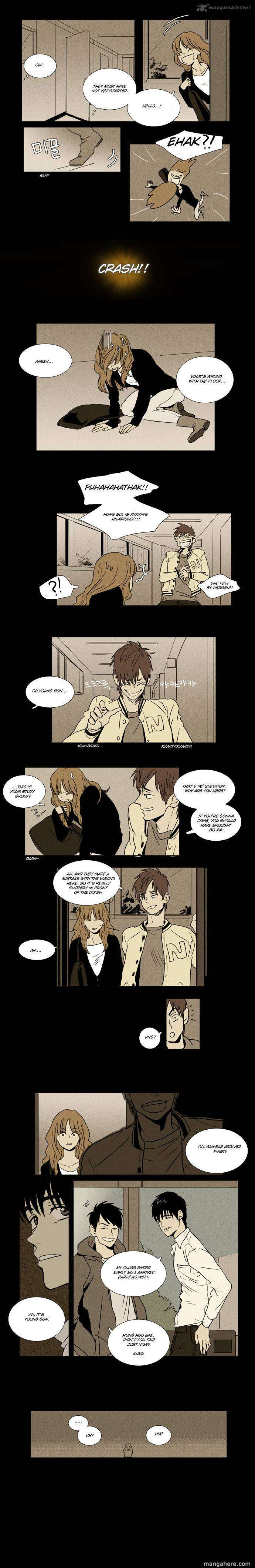 Cheese In The Trap 7 Page 2