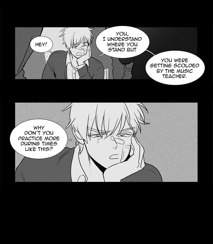 Cheese In The Trap 167 Page 1