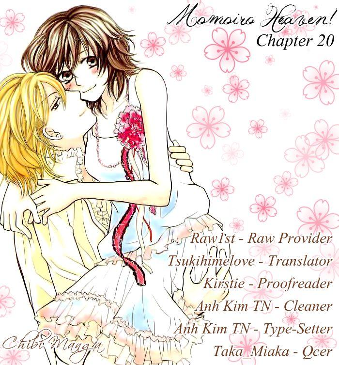 Momoiro Heaven 20 Page 1
