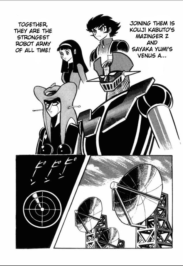 Great Mazinger 2 Page 2