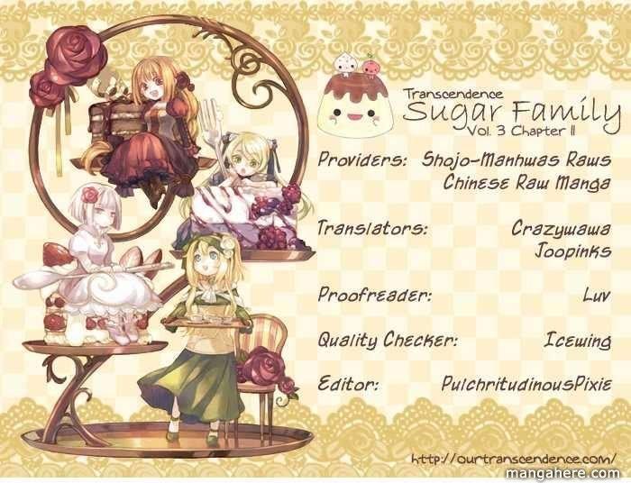Sugar Family 11 Page 1