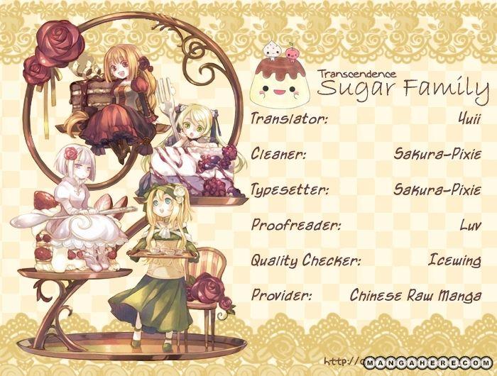 Sugar Family 15 Page 1