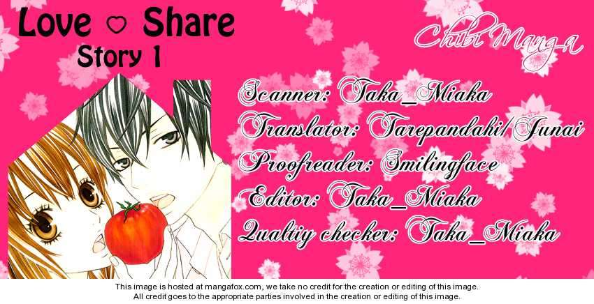 Love Share Shiiba Nana 1 Page 1