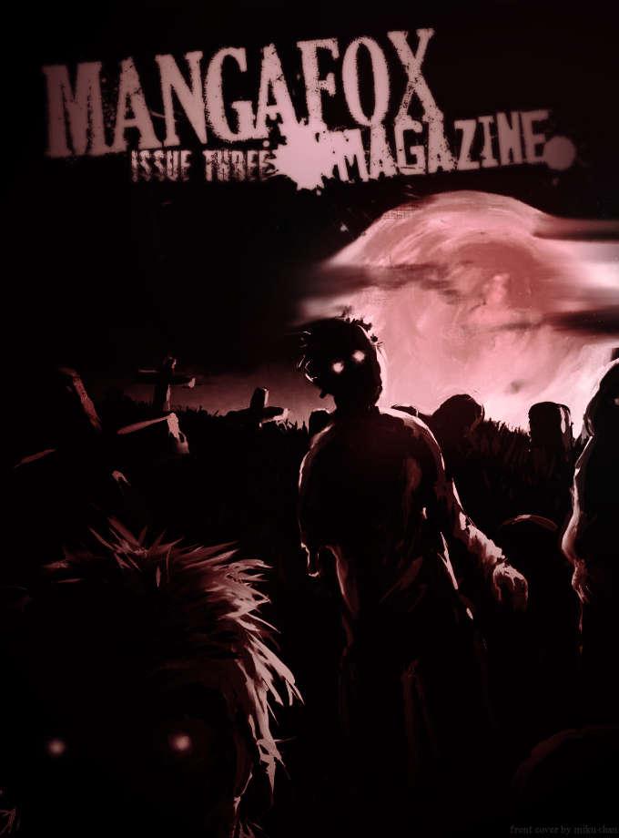 Mangafox Magazine 3 Page 1