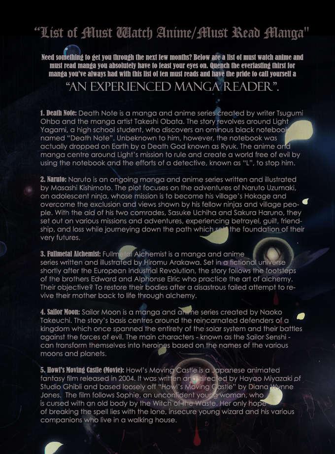 Mangafox Magazine 3 Page 3