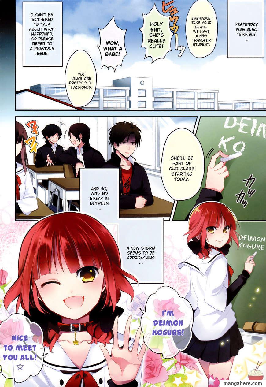 Himitsu No Akuma Chan 3 Page 2
