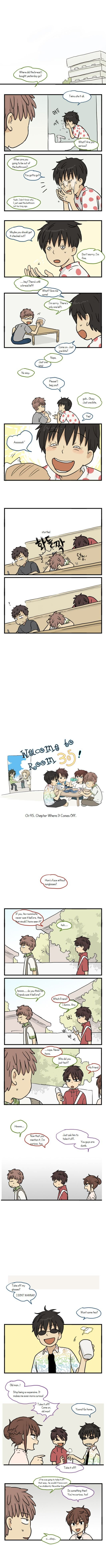 Welcome to Room #305! 95 Page 1