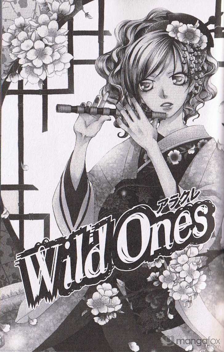 Wild Ones 11 Page 1