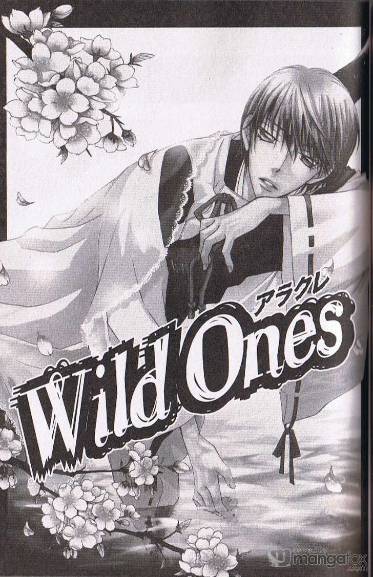 Wild Ones 12 Page 1