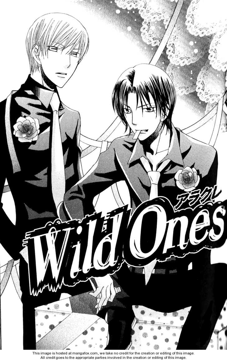 Wild Ones 25 Page 1