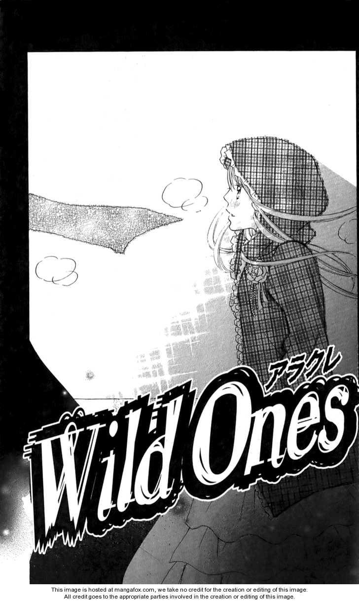 Wild Ones 26 Page 1