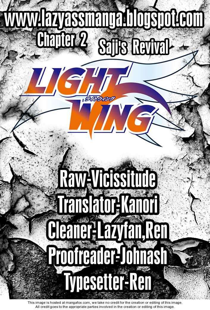 Light Wing 2 Page 1