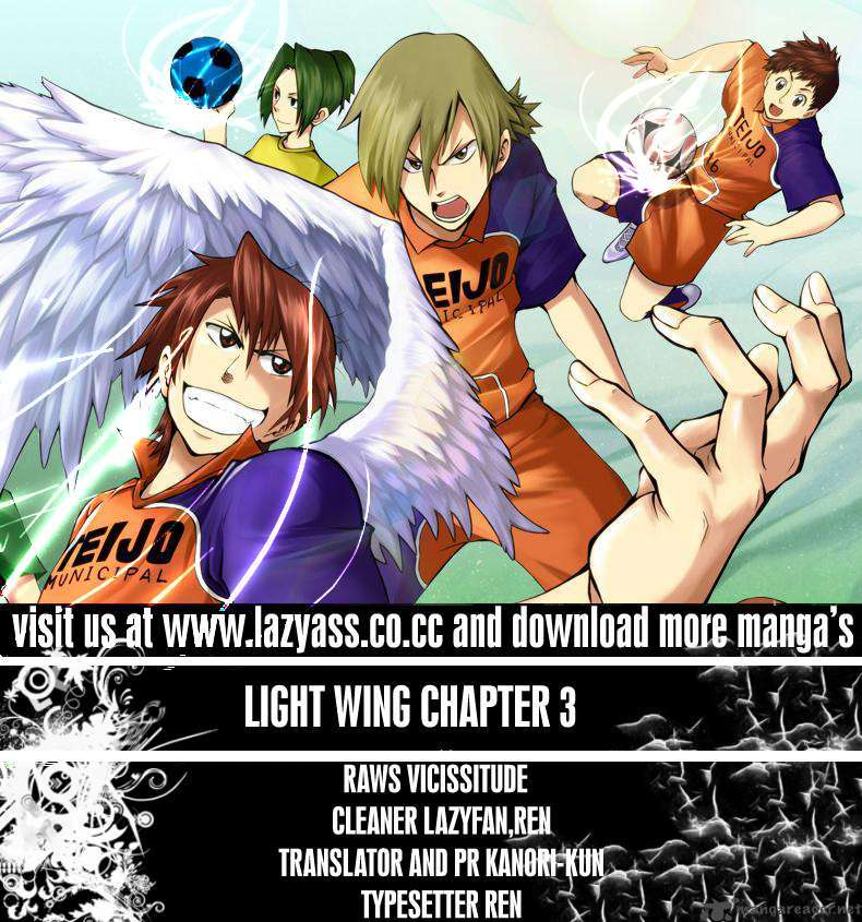 Light Wing 3 Page 1