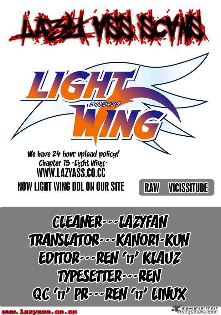 Light Wing 15 Page 1