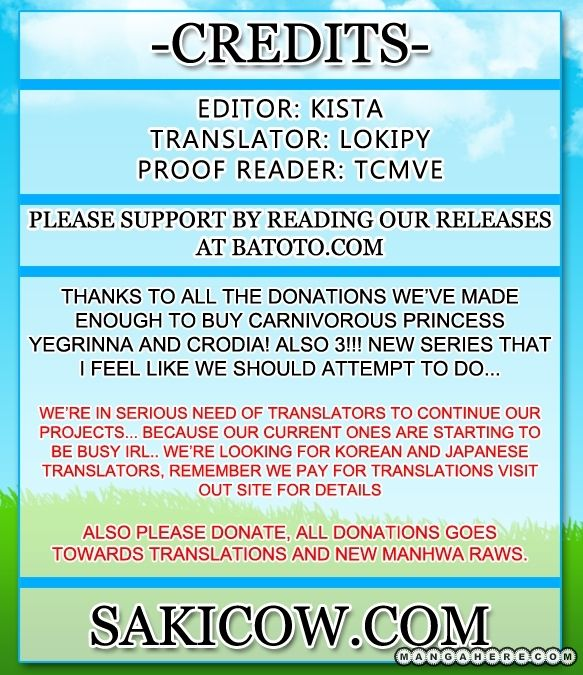Carnivorous Princess Yegrinna 10 Page 1