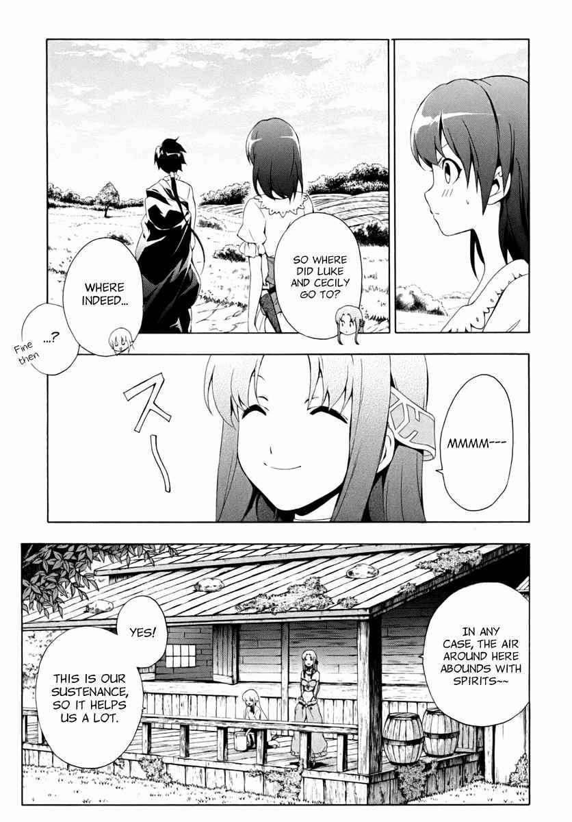 The Sacred Blacksmith 14 Page 2