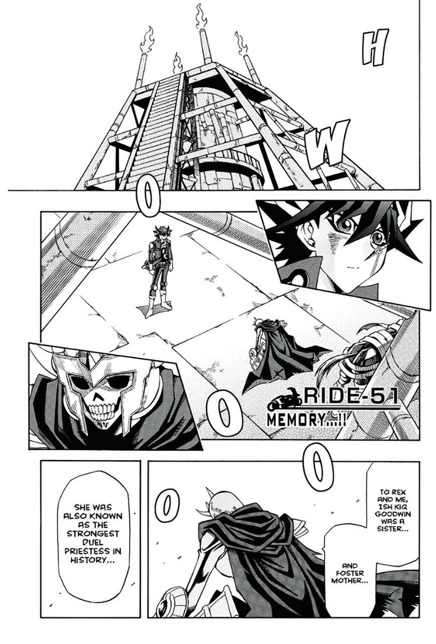 Yu-Gi-Oh! 5D's - Ride-51 MEMORY...!! - 2