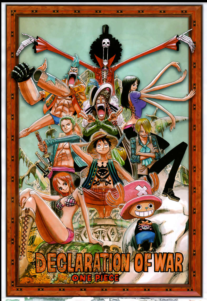 One Piece Green 1 Page 4
