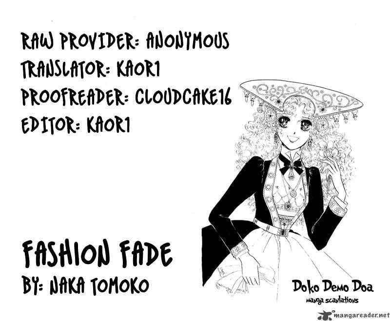 Fashion Fade 1 Page 1