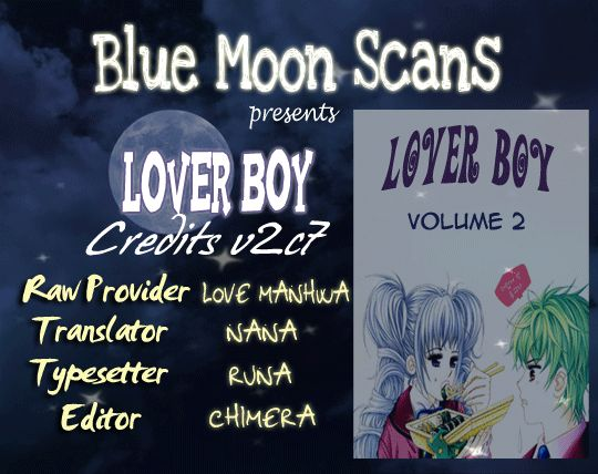 Lover Boy 7 Page 1