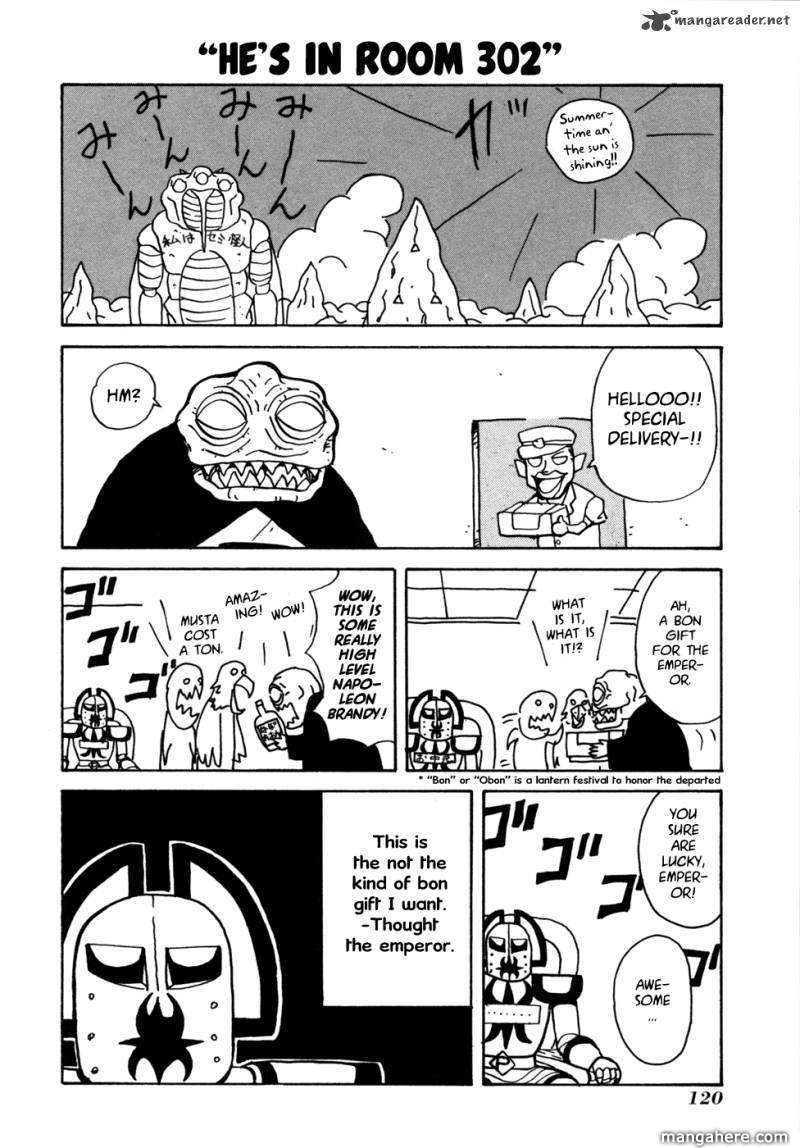 Go Go Pudding Empire 23 Page 1